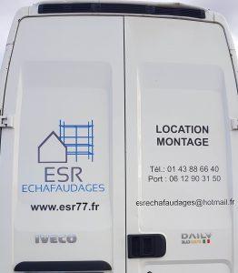 ESR-echaffaudages-logo-camion